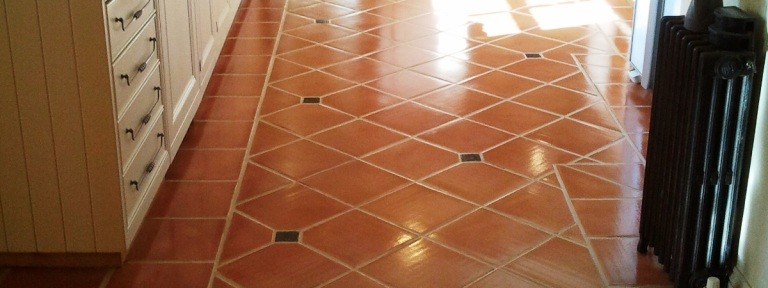 Cleaning Terracotta Floors
