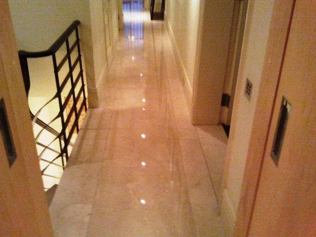 Marble Floor Polishing in Belgravia