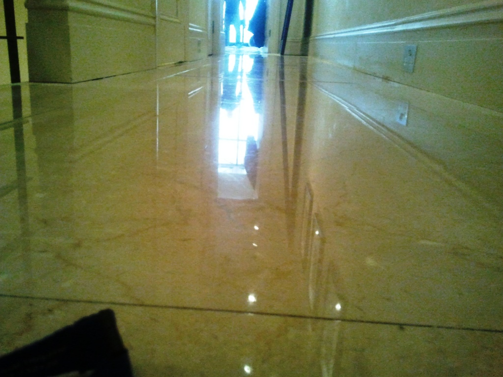 Marble Floor Polishing in Belgravia