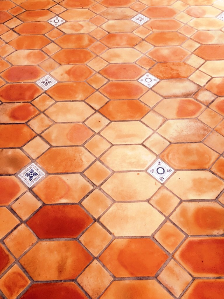 Terracotta Conservatory Cranliegh After Sealing