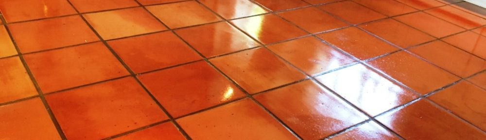 Terracotta Kitchen Tiles Given New Lease of Life in Kingston Upon Thames