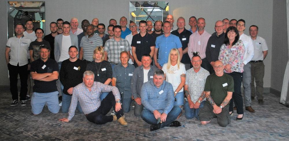 2018 Tile Doctor Conference Delegates