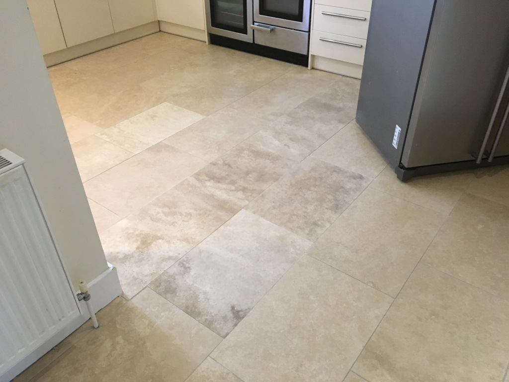 Travertine Floor Issues After Restoration Cobham